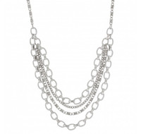 Montana Silversmiths  Linked Together Layer Necklace