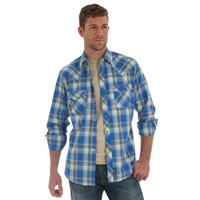 Wrangler Men's Retro® Long Sleeve Shirt - Plaid