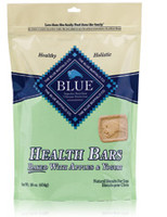 Blue Buffalo Apples and Yogurt Health Bars DOg Treat