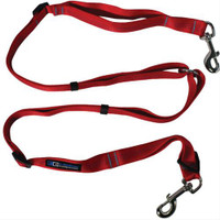 Canine Equipment Technika Beyond Control Leash - Red