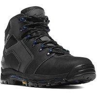 Danner Men's Vicious Composite Toe Goretex 4.5'' Work Boot - Black