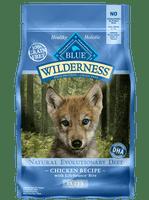 Blue Wilderness Puppy Chicken Dry Dog Food