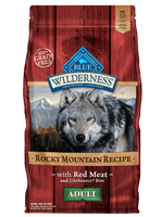 Blue Wilderness Rocky Mountain Red Dry Dog Food
