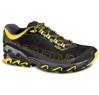 La Sportiva Men's Wildcat 3 Black and Yellow