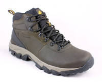 Columbia Men's Newton Ridge II Waterproof Cordovan Hiking Shoes