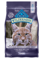 Blue Buffalo Wilderness Chicken Recipe Dry Cat Food