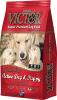 Victor Grain Free Active Dog and Puppy Formula Dry Dog Food