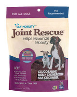 Ark Natural Sea Mobility Joint Rescue Beef Jerky Dog Treats