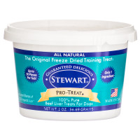 Stewart Pro-Treat Beef Liver Freeze-Dried Dog Treats