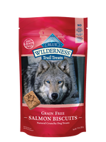 Blue Wilderness Salmon Biscuits Dog Treat