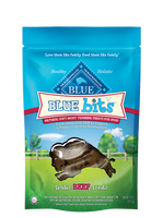 Blue Buffalo Blue Bits Tender Beef Dog Treat 4oz