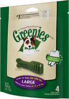 Greenies Dog Dental Treat Large 6oz