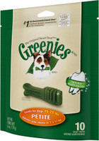 Greenies Dog Dental Treat Petite 6oz