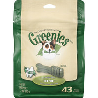 Greenies Dog Dental Treat Teenie 12oz