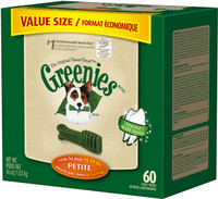 Greenies Original Dental Chrews Petite