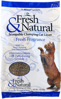Fresh & Natural Fresh Fragrance Cat Litter 20lb