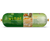 Freshpet Vital Balanced Nutrition Chicken Dog Food Recipe with Peas, Carrots & Brown Rice Refridgerated Dog Food