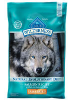 Blue Wilderness Salmon Recipe Large Breed Adult Dry Dog Food
