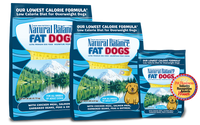 Natural Balance Fat Dogs Low Calorie Formula Dry Dog Food