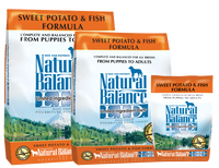Natural Balance Limited Ingredient Diet Fish & SwPotato Dry Dog Food