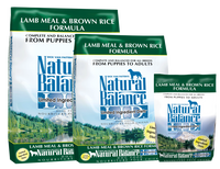 Natural Balance Limited Ingredient Diet Lamb & Rice Dry Dog Food