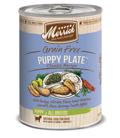 Merrick Puppy Plate Grain Free Canned Dog Food