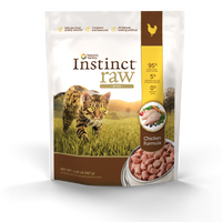 Nature's Variety RAW Bites Chicken Dry Cat Food 1.25lb