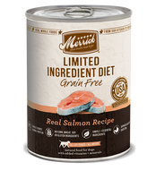 Merrick Limited Ingredient Diet - Salmon  CAnned Dog Food 12.7oz