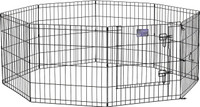 MidWest Exercise Pens Black