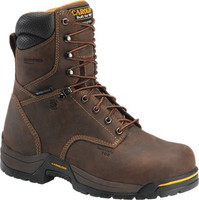 "Carolina Men's 8"" Waterproof 600G Insulated Broad Toe Work Boot"