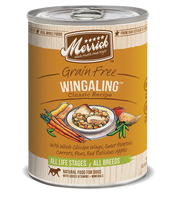 Merrick Wingaling Grain Free Canned Dog Food
