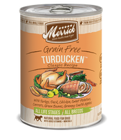 Merrick Turducken Grain Free Canned Dog Food