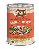 Merrick Cowboy Cookout Grain Free Canned Dog Food