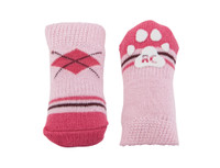 RC Pets Pawks Preppy Girl XL Dog Socks
