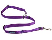RC pet Canine Equipment Technika Beyond Control Leash - Purple