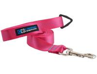 "RC pet CE Traffic Leash 1"" - Pink"