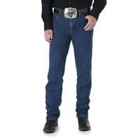 Wrangler Premium Performance Advanced Comfort Cowboy Cut Jean - Dark Wash