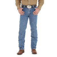 Wrangler Premium Performance Cowboy Cut Regular Fit Jean - Dark Stone