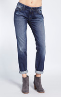Mavi Emma Slim Boyfriend - Midium Wash