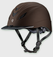 Troxel Intrepid Helmet - Chocolate