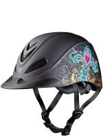 Troxel Rebel Helmet - Fleur De Lis