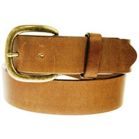 Justin Men's Basic Work Belt Brown
