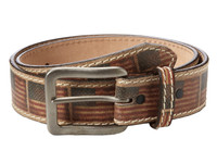 Justin Men's American Flag Belt