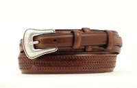 Mens TH Ranger Arrow Belt Brown
