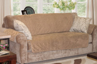 Furhaven Sofa Protector Cover  - Clay