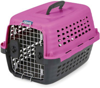 Compass Kennel Hot Pink 24""