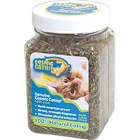 Cosmic Catnip Jar cat treat