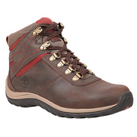 Timberland Women's Norwood Mid Waterproof Hiking Boots - Brown