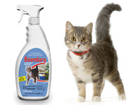 Boundary Indoor / Outdoor Cat Repellent Pump Spray