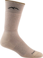 Darn Tough Men's Standard Issue Mid-Calf Light Cushion Socks - Tan